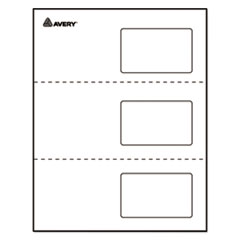 AVE5361 - Avery® Laminated ID Cards
