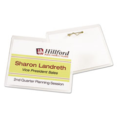 AVE74540 - Avery® Pin Style Name Badges