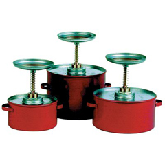 EGM258-P-704 - Eagle ManufacturingSafety Plunger Cans