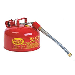 EGM258-U2-26-S - Eagle ManufacturingType ll Safety Cans