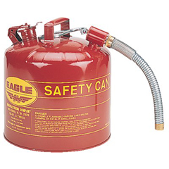EGM258-U2-51-SY - Eagle ManufacturingType ll Safety Cans
