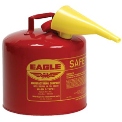 EGM258-UI-50-SY - Eagle ManufacturingType l Safety Cans