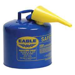 ORS258-UI-50-FSB - Eagle ManufacturingType l Safety Cans