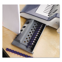 FEL5227201 - Fellowes® Quasar™+ 500 Manual Comb Binding Machine