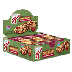 KEB14606 - Kelloggs® Special K® Chewy Nut Bars