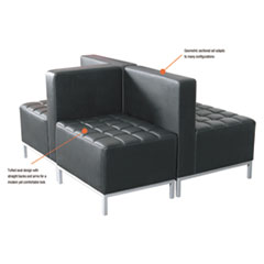 ALEQB8016 - Alera® QUB Series Corner Sectional