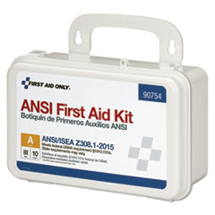 FAO90754 - First Aid Only™ ANSI Class A 10 Person First Aid Kit