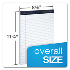 TOP20031 - Ampad® Gold Fibre® 20-lb. Watermarked Writing Pads