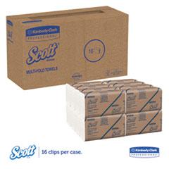 KCC01860 - SCOTT® 100% Recycled Fiber Multi-Fold Towels