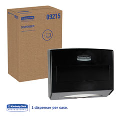 KCC09215 - Kimberly Clark Professional* ScottFold* Compact Towel Dispenser