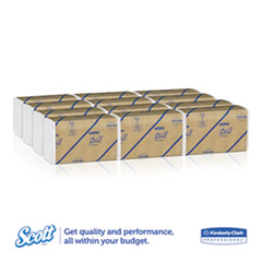 KCC01510 - Kimberly Clark Professional SCOTT® Essential C-Fold Towels