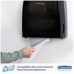 KCC02000-PL - Kimberly Clark Professional - SCOTT Essential High Capacity Hard Roll Towel