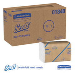 KCC01840 - Kimberly Clark Professional Scott® Essential Multi-Fold Towels