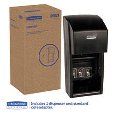 KCC09021 - Double Roll Tissue Dispenser