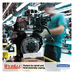 KCC05322 - WYPALL* L10 Utility Wipes POP-UP* Box