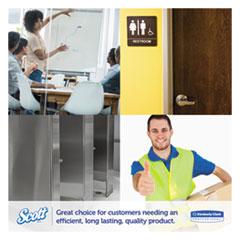 KCC04460 - SCOTT® 2-Ply Standard Roll Bathroom Tissue