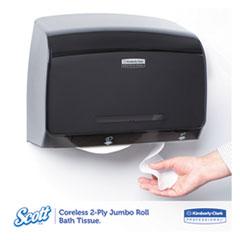 KCC07005 - SCOTT® Coreless JRT® Jr Bathroom Tissue