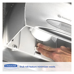 KCC09601 - Coreless JRT Bath Tissue Dispenser