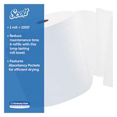 KCC01000-PL - Kimberly Clark ProfessionalKIMBERLY-CLARK PROFESSIONAL Hard Roll Towels