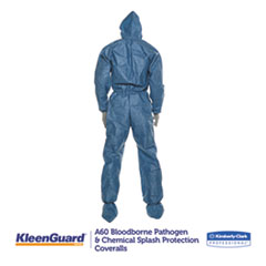 KCC45094 - A60 Elastic-Cuff and Back Hood and Boot Coveralls