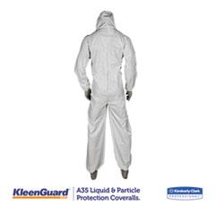 KCC38938 - KleenGuard* A35 Coveralls
