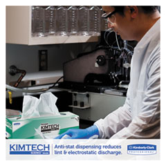 KCC34133 - KIMTECH SCIENCE* KIMWIPES* Delicate Task Wipers POP-UP* Box