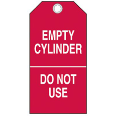 BRY262-17926 - BradyCylinder Status Tags