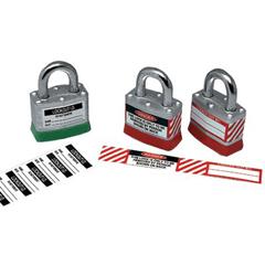 BRY262-45585 - BradyPadlock Lockout Labels