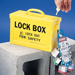 BRY262-45190 - BradyLock Boxes