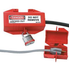 BRY262-65675 - BradyPlug Lockouts