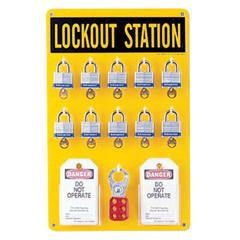 BRY262-65680 - BradyTen Lock Station