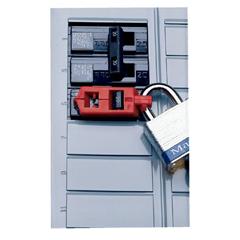BRY262-65688 - BradySingle Pole Circuit Breaker Lockouts