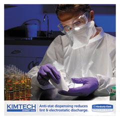 KCC34120 - KIMTECH SCIENCE* KIMWIPES* Delicate Task Wipers POP-UP* Box