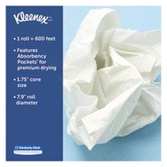 KCC50606 - Kleenex® Hard Roll Towels