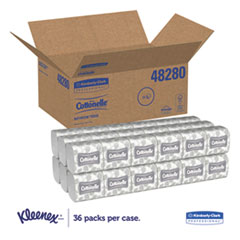 KCC48280-PL - Kimberly Clark Professional - KLEENEX® Hygienic Bathroom Tissue