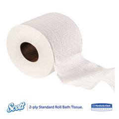 KCC13607 - Scott® 2-ply Standard Roll Bath Tissue
