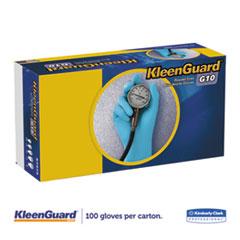 KCC57371 - KLEENGUARD* G10 Blue Nitrile Gloves - Small