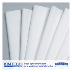 KCC34705 - KIMTECH SCIENCE* KIMWIPES* Delicate Task Wipers POP-UP* Box