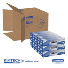 KCC34743 - KIMTECH SCIENCE* KIMWIPES* Delicate Task Wipers POP-UP* Box