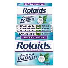 LILR10034 - Rolaids® Ultra Strength Antacid Chewable Tablets