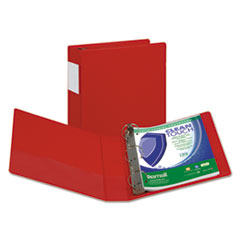 SAM14363 - Samsill® Clean Touch® Antimicrobial Locking D-Ring Binder