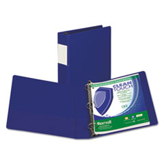 SAM14352 - Samsill® Clean Touch® Antimicrobial Locking D-Ring Binder