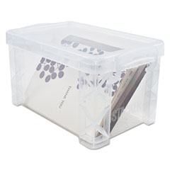 AVT40305 - Advantus® Super Stacker® Card File Box