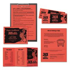 WAU22641 - Wausau Paper® Astrobrights® Colored Paper