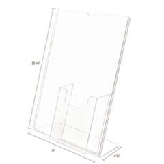 DEF590501 - deflect-o® Superior Image® Sign Holder with Pocket