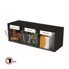 DEF20304OP - deflect-o® Tilt Bin™ Horizontal Interlocking Storage System