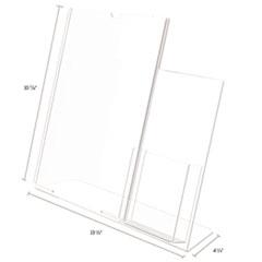 DEF599401 - deflect-o® Superior Image® Sign Holder with Pocket