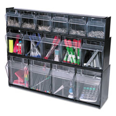 DEF20604OP - deflect-o® Tilt Bin™ Horizontal Interlocking Storage System