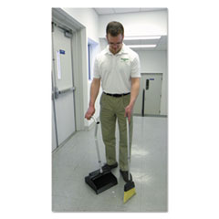 UNGEDTBG - Unger® Telescopic Ergo Dust Pan with Broom