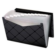 PFX39624BLA - Pendaflex® Poly Expanding File